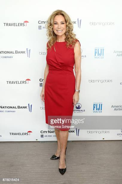 Kathie Lee Gifford attends the 31st Annual Citymeals On Wheels Power Lunch For Women at The Rainbow Room on November 16 2017 in New York City