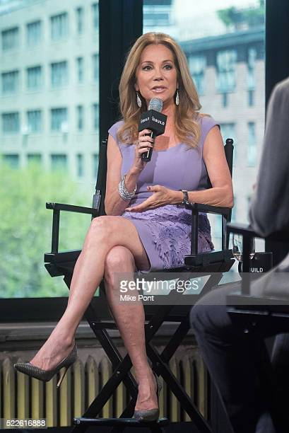 Kathie Lee Gifford attends the AOL Build Speaker Series at AOL Studios In New York on April 20 2016 in New York City