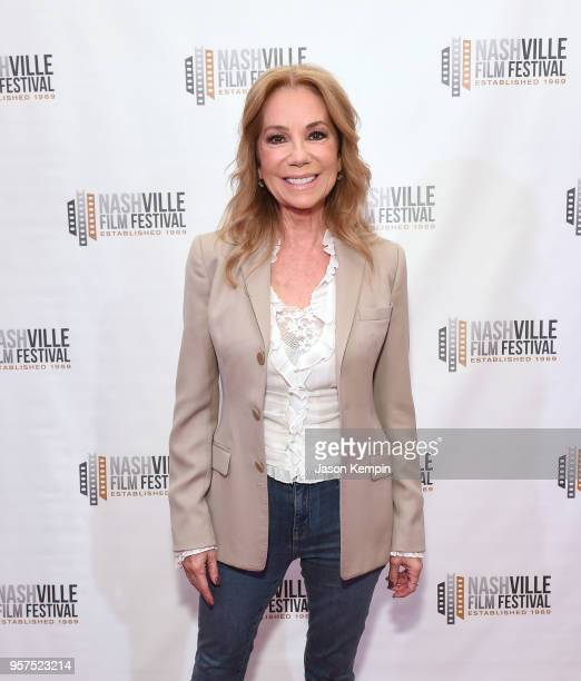 Kathie Lee Gifford attends the premiere of My Journey A Conversation With Kathie Lee Gifford on May 11 2018 in Nashville Tennessee