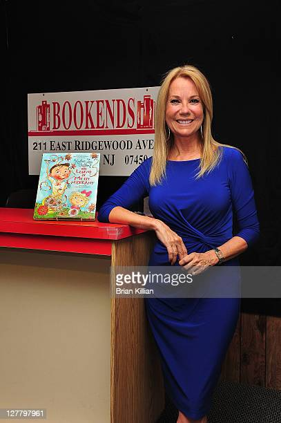 """Kathie Lee Gifford promotes """"The Legend of Messy M'Cheaney"""" at Bookends Bookstore on May 31, 2011 in Ridgewood, New Jersey."""