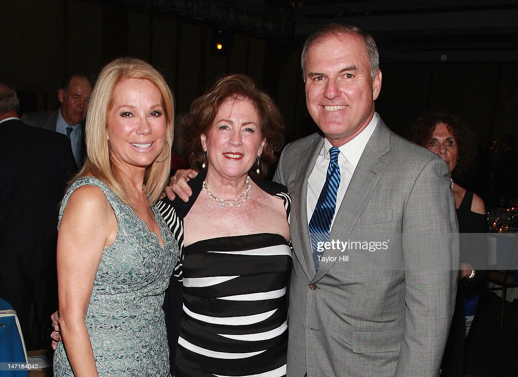 Kathie Lee Gifford, VOICES of September 11th founding director Mary Fetchet, and Frank Fetchet attend the 5th Annual Always Remember Gala at Pier Sixty at Chelsea Piers on June 20, 2012 in New York City.