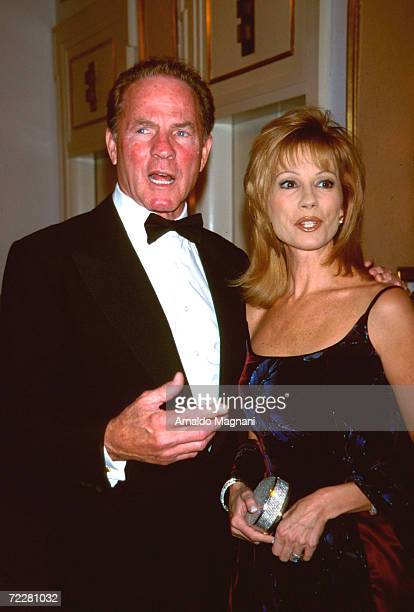 Kathie Lee Gifford with husband Frank Gifford December 13 NYC New York