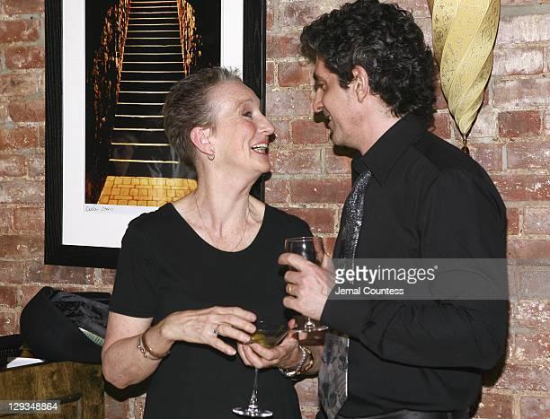 Kathleen Chalfant and Ain Gordon