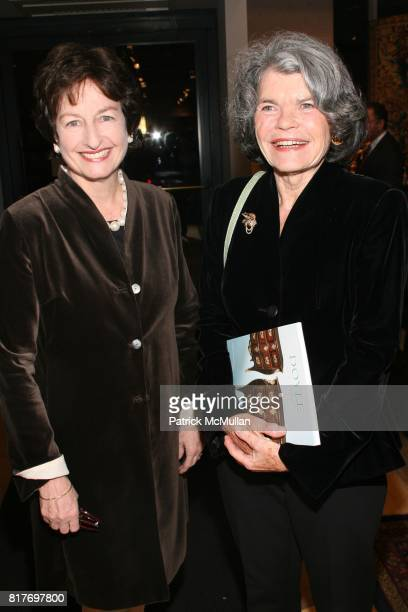 Kathleen Doyle and Mary Durkin attend Mary McDonald book signing reception for her book Mary McDonald Interiors at Doyle New York on October 25 2010...
