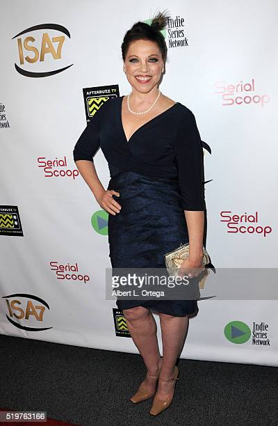 Kathleen Gati at the 7th Annual Indie Series Awards held at El Portal Theatre on April 6 2016 in North Hollywood California