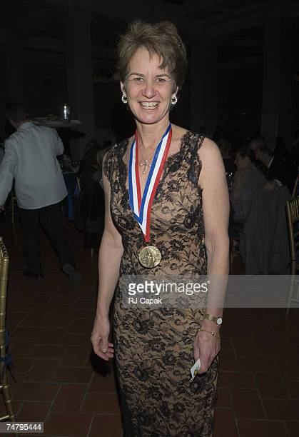 Kathleen Kennedy Townsend at the Customs House in New York, New York