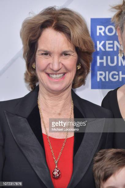 Kathleen Kennedy Townsend attends the 2019 Robert F Kennedy Human Rights Ripple Of Hope Awards on December 12 2018 in New York City