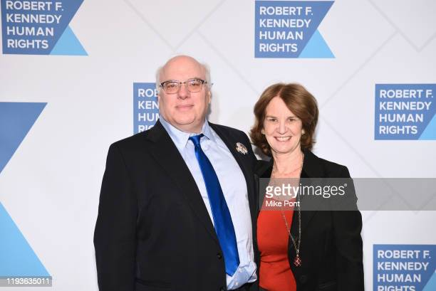 Kathleen Kennedy Townsend attends the Robert F Kennedy Human Rights Hosts 2019 Ripple Of Hope Gala Auction In NYC on December 12 2019 in New York City