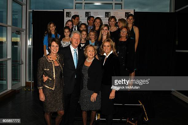 Kathleen Kennedy Townsend, Bill Clinton, Ethel Kennedy, Kerry Kennedy and Family attend Special Premiere of SPEAK TRUTH TO POWER to Benefit the...