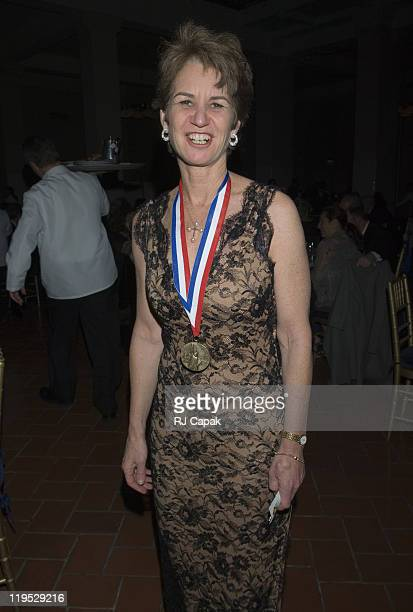 Kathleen Kennedy Townsend during NECO Ellis Island Medals of Honor with Siegfried & Roy at Customs House in New York, New York, United States.