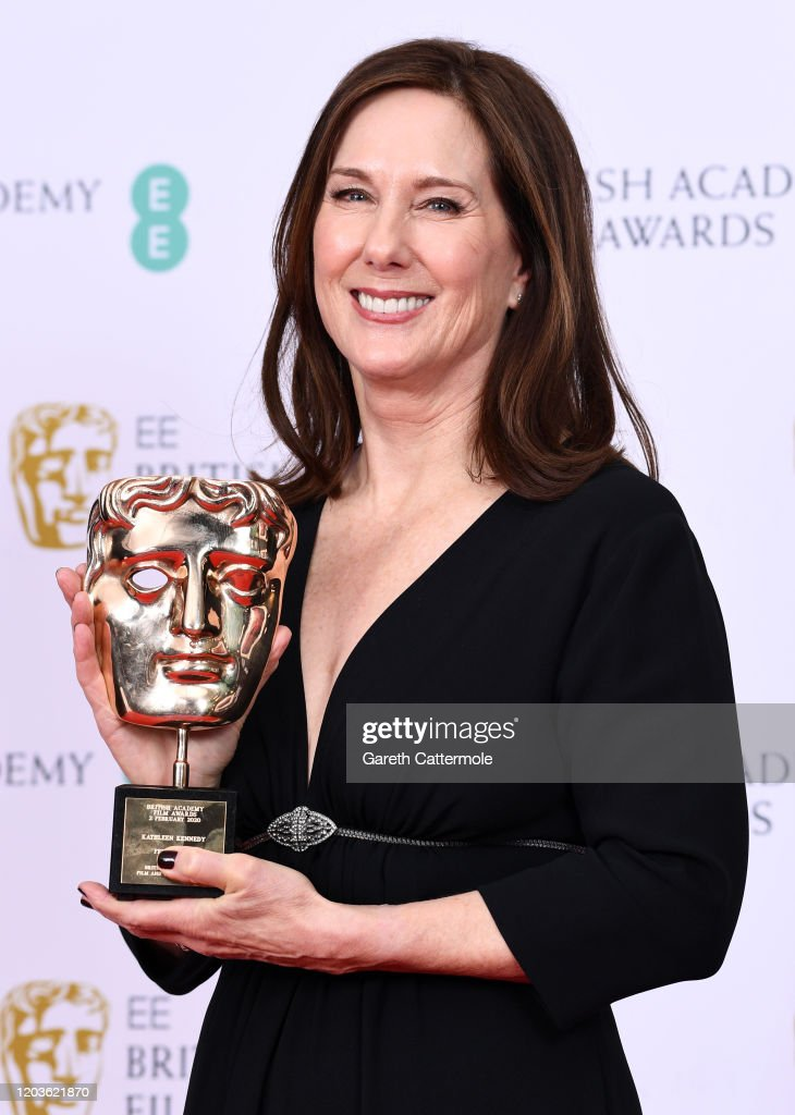 EE British Academy Film Awards 2020 - Winners Room : News Photo