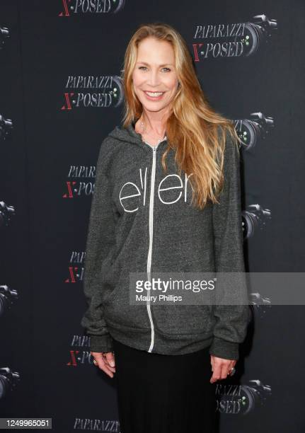 Kathleen Kinmont attends the Premiere of Paparazzi XPosed on June 15 2020 in Los Angeles California