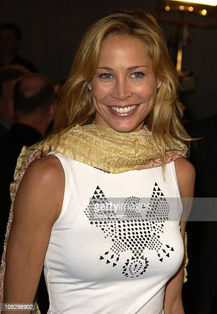 Kathleen Kinmont during The Matrix Revolutions Premiere at Disney Concert Hall in Los Angeles California United States