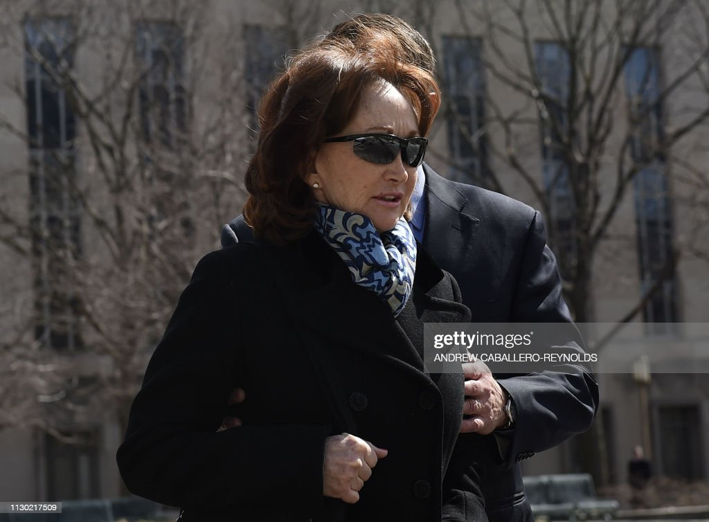 Kathleen Manafort, wife of former Trump campaign chairman ...