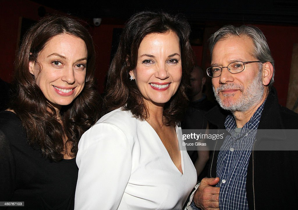 Celebrities Visit Broadway - November 19, 2013 : News Photo