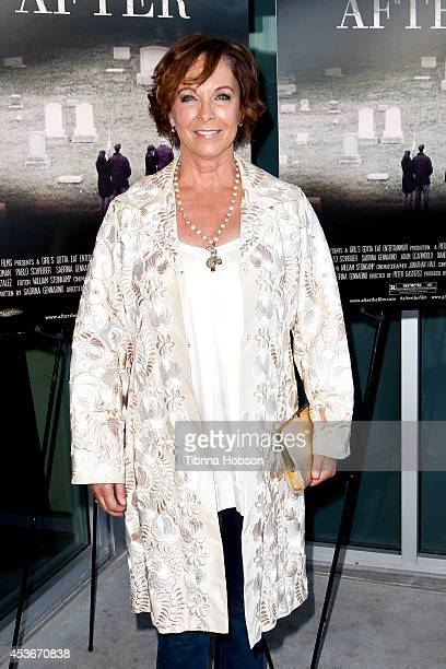 Kathleen Quinlan attends the premiere of 'After' at Laemmle NoHo 7 on August 15 2014 in North Hollywood California