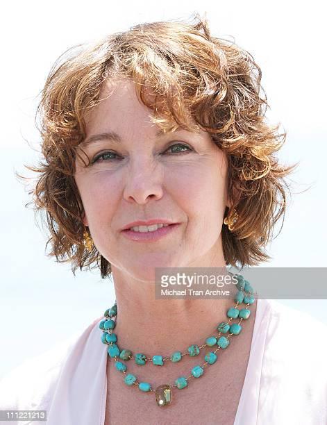 Kathleen Quinlan during 2006 Malibu Film Festival Press Conference at Malibu Pier in Malibu California United States