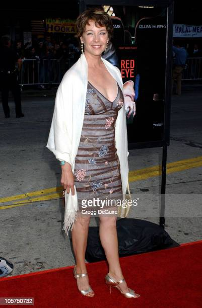 Kathleen Quinlan during Red Eye Los Angeles Premiere at Mann Bruin in Westwood California United States