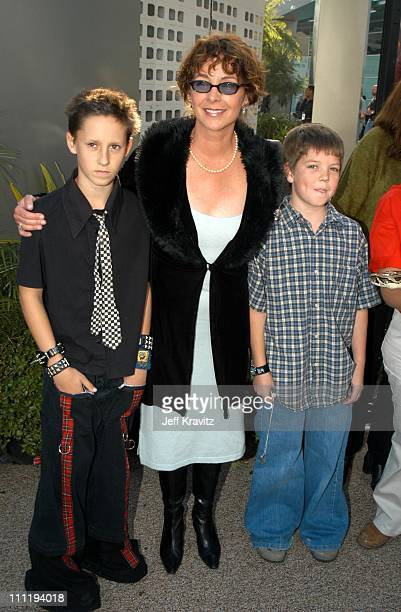 Kathleen Quinlan during The Wild Thornberry's Movie at Cinerama Dome in Hollywood CA United States