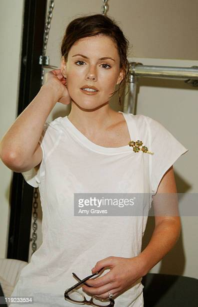 Kathleen Robertson at Diesel House Los Angeles during 'Loads of Love' at the Diesel House in West Hollywood California United States