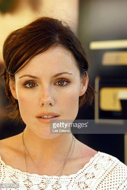 Kathleen Robertson at Yves Saint Laurent during the Silver Spoon Beauty Buffet Sponsored By Allure Day One Photo by Lee Celano/WireImage for Silver...