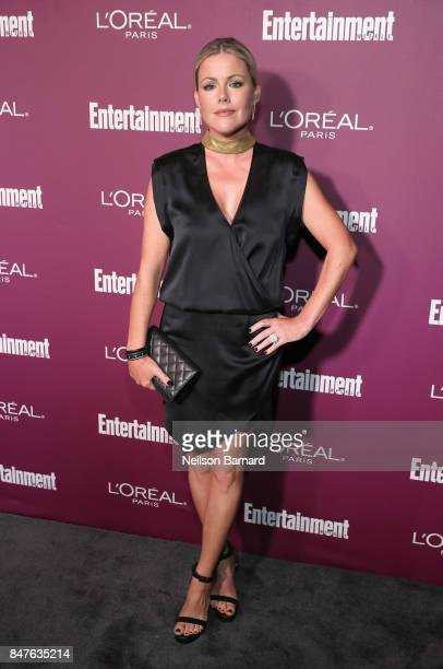 Kathleen Robertson attends the 2017 Entertainment Weekly PreEmmy Party at Sunset Tower on September 15 2017 in West Hollywood California