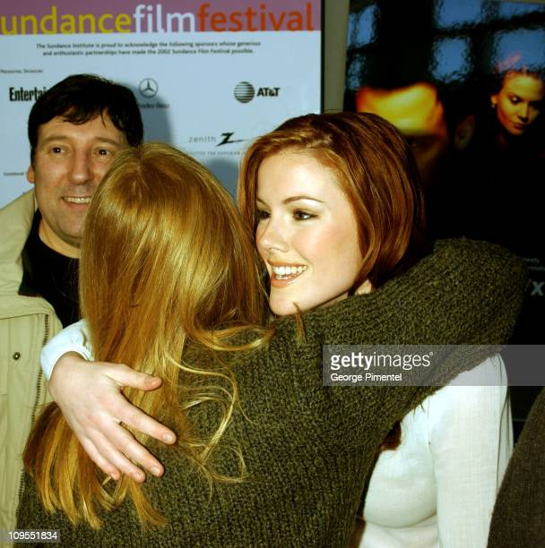Kathleen Robertson during 2002 Sundance Film Festival XX/XY Premiere at Eccles Center for the Performing Arts in Park City Utah United States