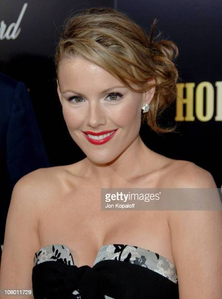 Kathleen Robertson during 'Hollywoodland' Los Angeles Premiere Arrivals at Academy of Motion Picture Arts and Sciences in Beverly Hills California...