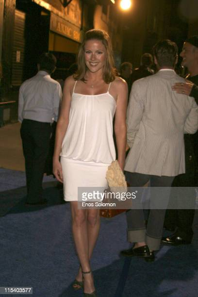 Kathleen Robertson during Outfest 2005 Opening Night Gala VIP After Party Sponsored by Absolut and HBO at Orpheum Theater in Los Angeles California...