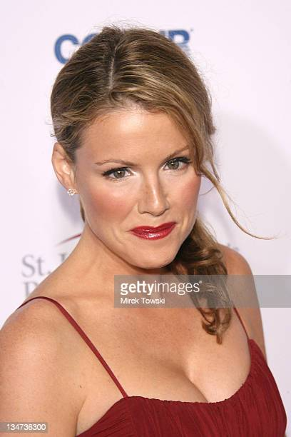 Kathleen Robertson during 'Runway for Life' Celebrity Fashion Show Benefiting St Jude Children's Research Hospital at Beverly Hilton Hotel in Beverly...