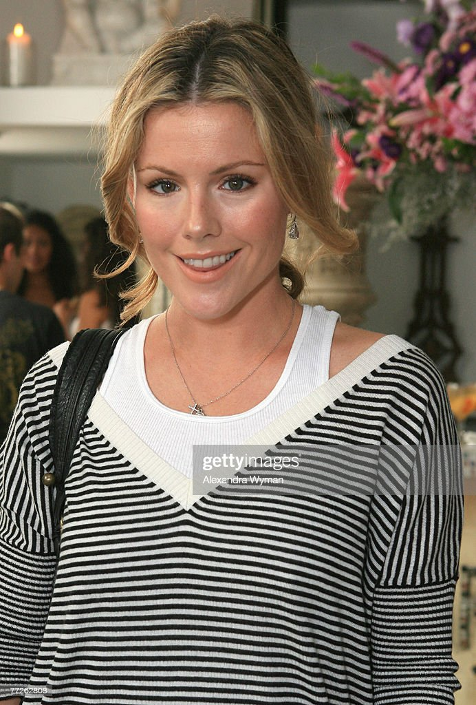 Kathleen Robertson News Photo Getty Images