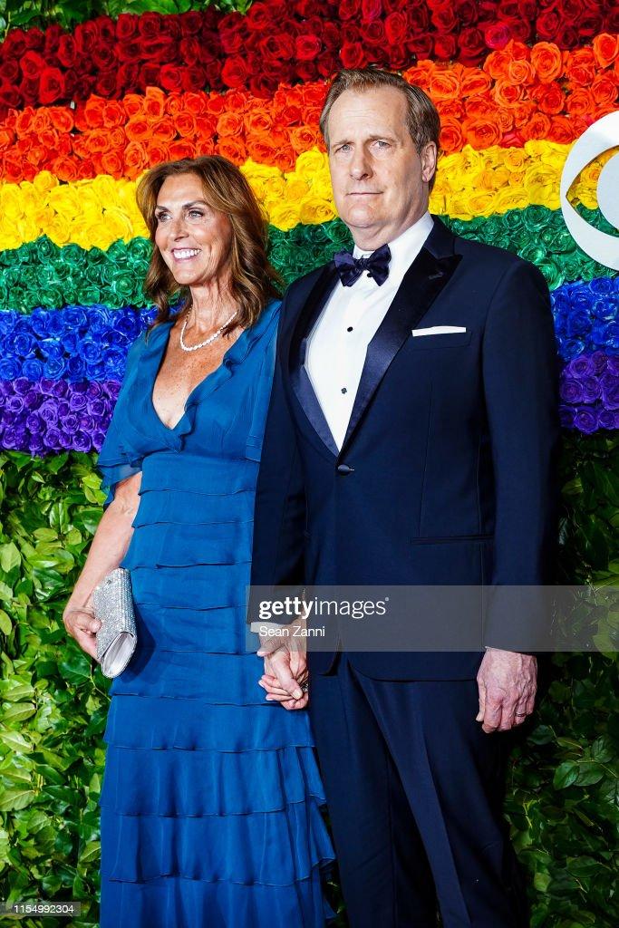 73rd Annual Tony Awards- Arrivals : News Photo
