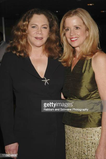 Kathleen Turner and Jane Hanson during 100 Woman Against Child Abuse The Fifth Annual Benefit for the Children's Advocacy Center at The Rainbow Room...
