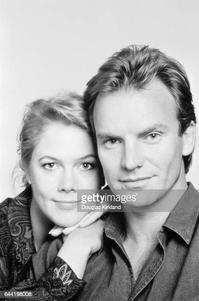 Kathleen Turner and Sting costar in the 1987 Peter Del Monte film Julia and Julia