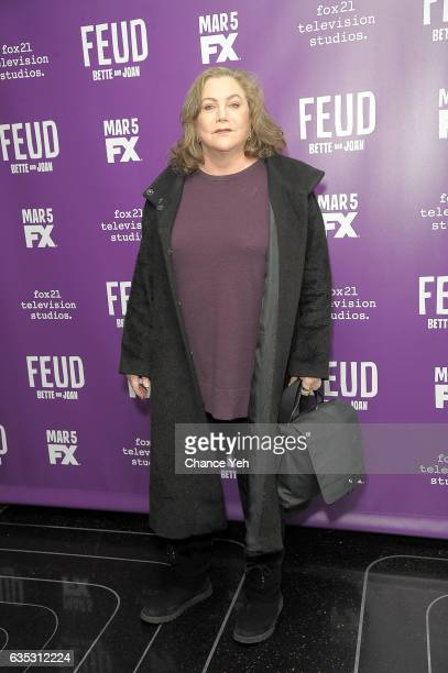 Kathleen Turner attends Feud Tastemaker lunch at The Rainbow Room on February 14 2017 in New York City