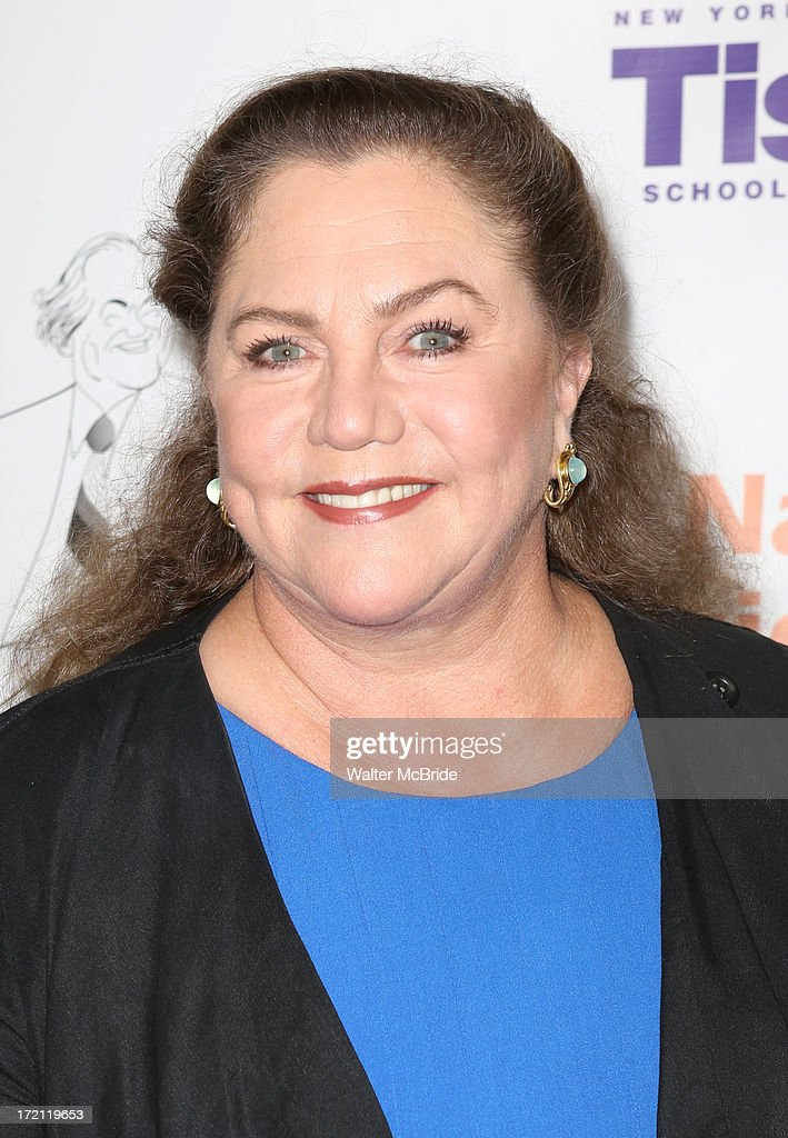 Kathleen Turner attends the 5th Annual National High School Musical Theater Awards at Minskoff Theatre on July 1, 2013 in New York City.