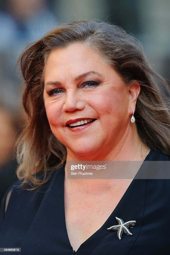 Kathleen Turner attends the Laurence Olivier Awards at The Royal Opera House on April 13, 2014 in London, England.