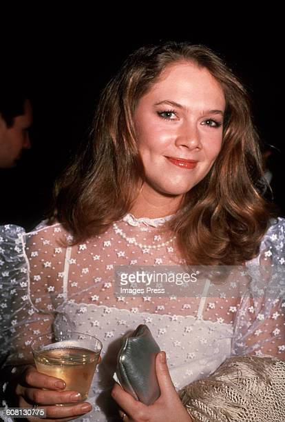 Kathleen Turner circa 1981 in New York City.