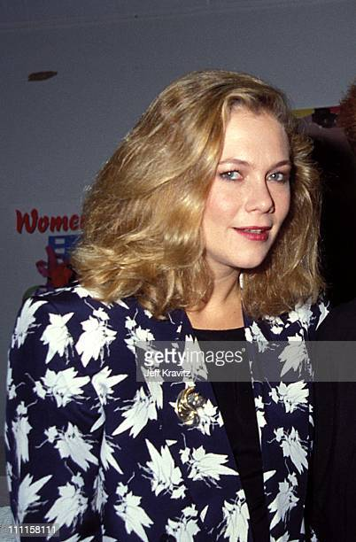 Kathleen Turner during 1988 Women in Film Lunch in Los Angeles CA United States