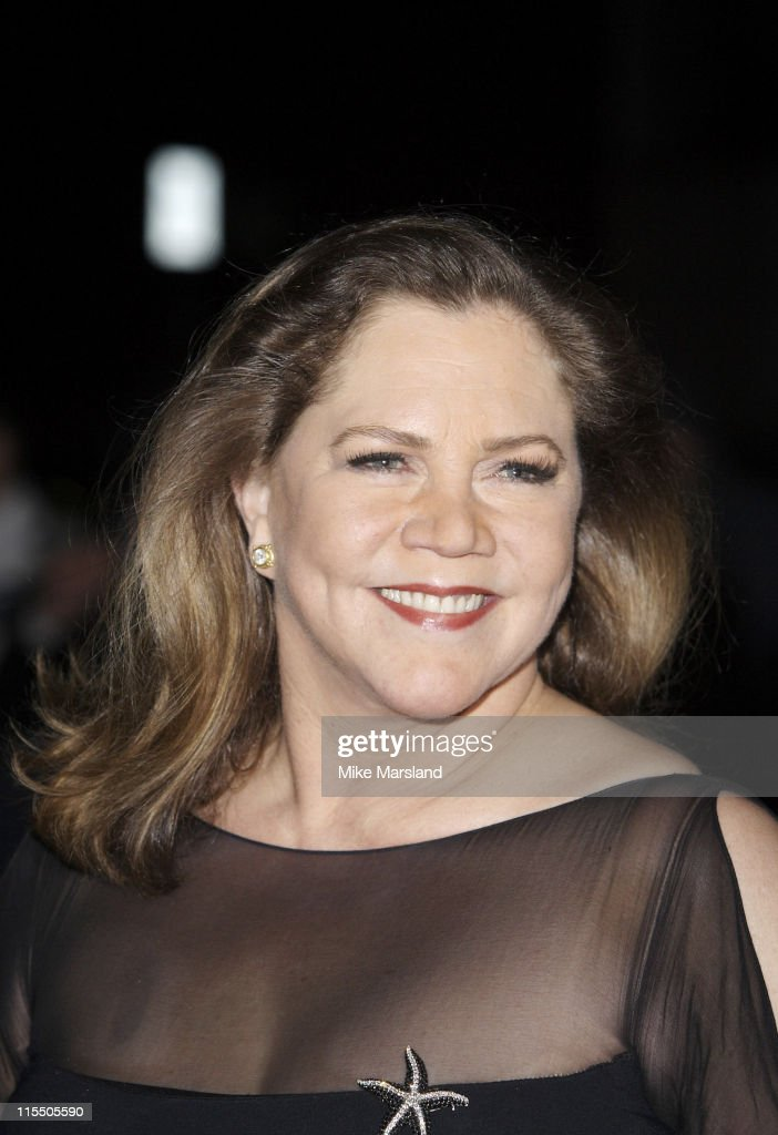 Kathleen Turner during 2006 Laurence Olivier Awards - Outside Arrivals at London Hilton in London, Great Britain.