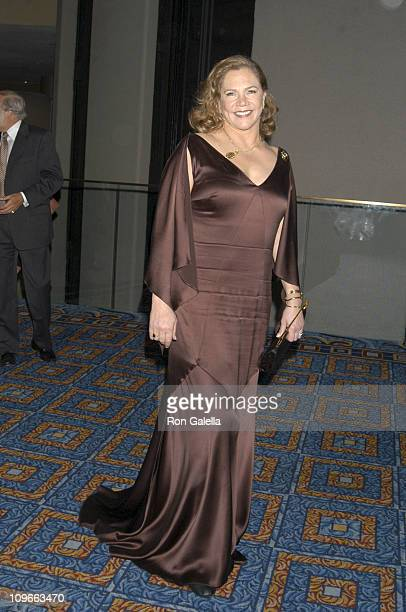 Kathleen Turner during 59th Annual Tony Awards After Party at Marriott Marquis in New York City New York United States