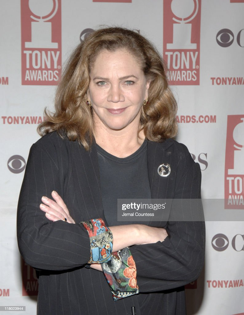 Kathleen Turner during 59th Annual Tony Awards - 'Meet The Nominees' Press Reception at The View at The Marriot Marquis in New York City, New York, United States.