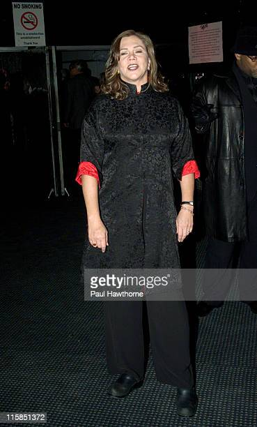 Kathleen Turner during Rosie O'Donnell's Production of 'Taboo' Opens on Broadway After Party at The Roxy in New York City New York United States