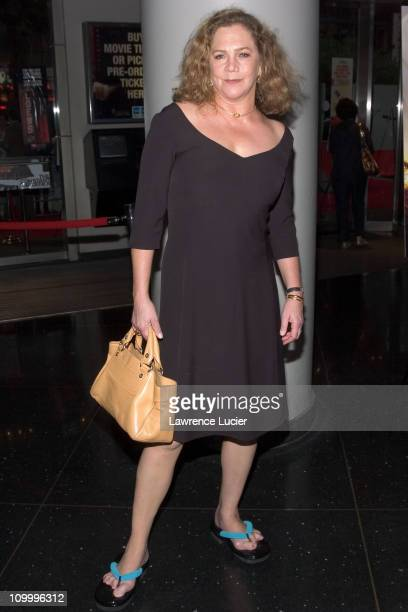 Kathleen Turner during The Constant Gardener New York Premiere - Arrivals at Loews Lincoln Square in New York City, New York, United States.