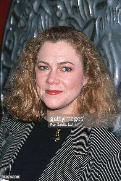 Kathleen Turner during Tony Awards Brunch Party at Sardi's Restaurant in New York City New York United States