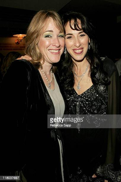 Kathleen Wilhoite and Maggie Wheeler during What A Pair 3 To Benefit Revlon/UCLA Breast Center After Party at UCLA Royce Hall in Los Angeles...