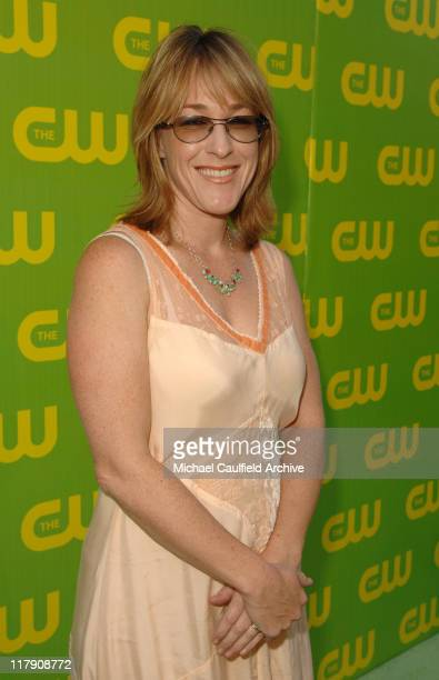 Kathleen Wilhoite during The CW Launch Party Green Carpet at WB Main Lot in Burbank California United States