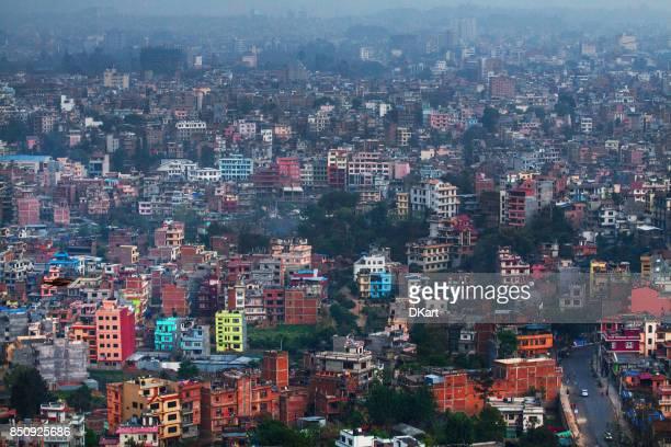 kathmandu city - kathmandu stock pictures, royalty-free photos & images