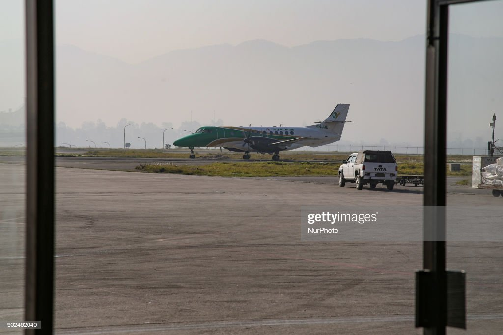 Kathmandu International Airport : News Photo