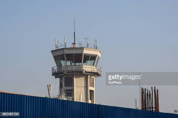 Kathmandu's quotTribhuvanquot International Airport in Nepal at an elevation of 1338m high There are flights connecting the airport to Europe Middle...